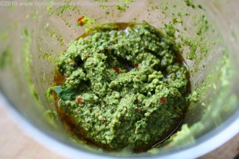 Chili-Pesto