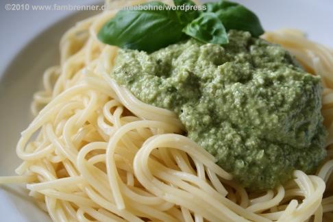 Ingwer Pesto