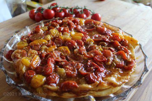 Tomaten Tarte Tartin